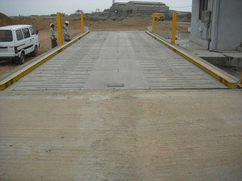 Weighbridge For Indian Trucks And Buses