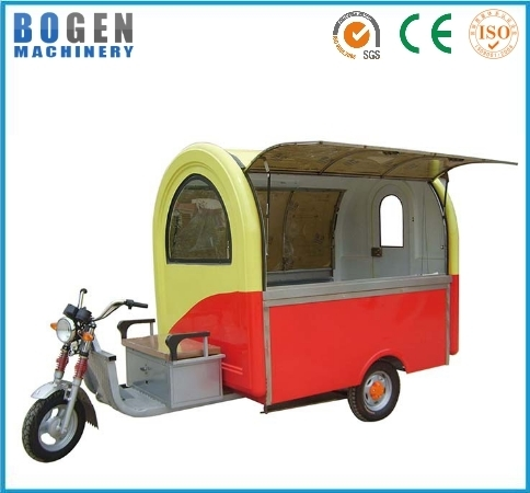 Moving Type Food Car