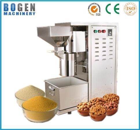Oily Seeds Nuts Crusher (Miller)