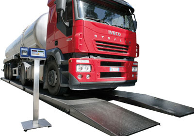 Steel Weigh Bridge