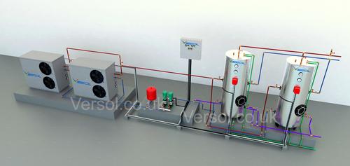 Versol Heat Pump System