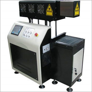Laser Label Cutting Machine