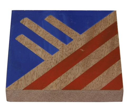 Mango Wooden Coaster