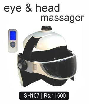 Eye And Head Massager
