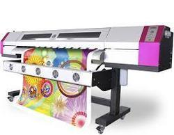 Eco Solvent Flex Printer
