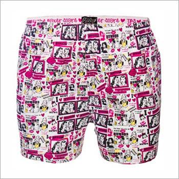 Girls Boxer Shorts