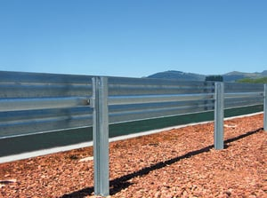 Roadway Safety Barriers