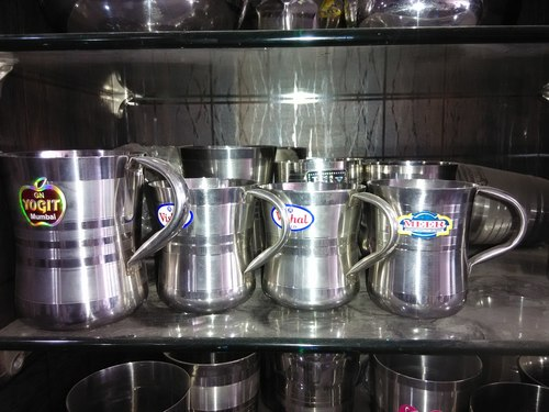 Steel Cup - Haryana Metal Industries, Devi Bhawan Bazar