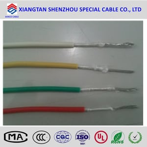ASTVR Series Fiber Winding PVC Insulation Install Wires