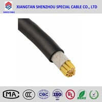 KYJYP Series PVC Insulation And Sheath Special Control Cables