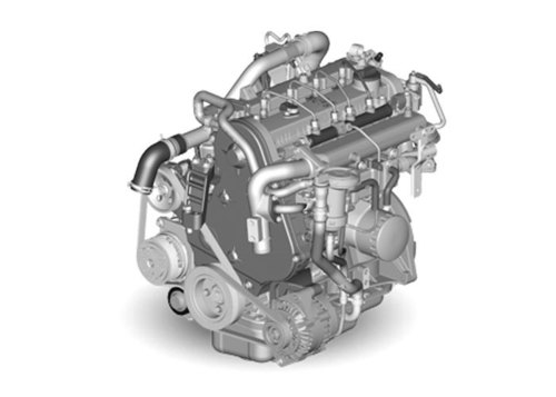 1 4 litre Decor Engine (Tata Super Ace Mint) at Best Price