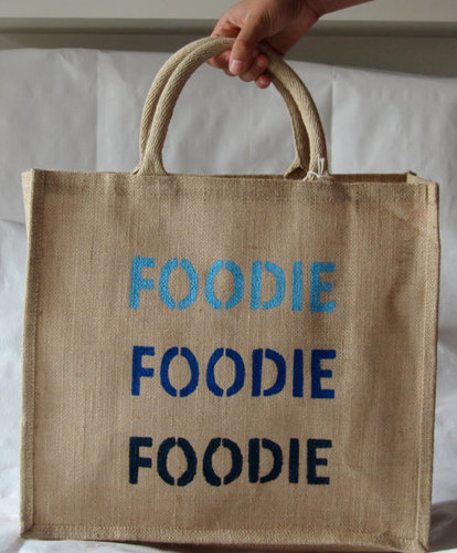 Stylish Jute Shopper Bag