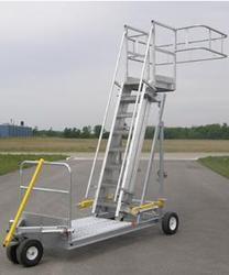 Aluminum Access Platforms