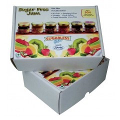 Sugar Free Mini Jams Classic Packing
