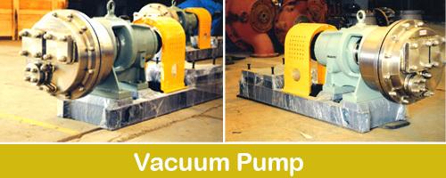 Vacuum Pumps For Critical Gases