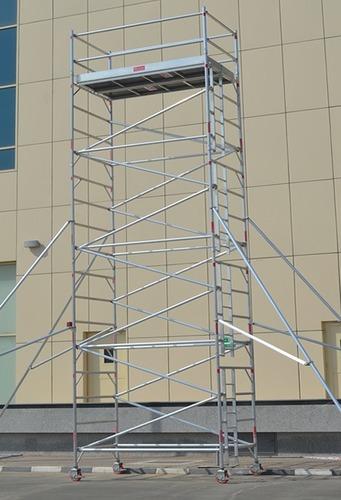 Aluminium Mobile Tower Double Width