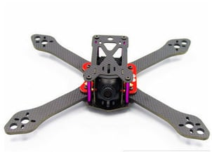 Martian III 230 Quadcopter Frame With PDB Board