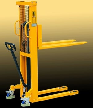 Battery Operated Manual And Semi Stacker