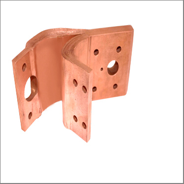 Copper Laminated Expansion connectors or assemblies