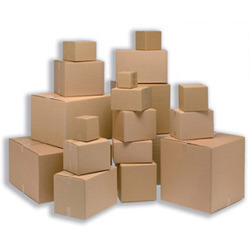 Corrugated Cardboard Boxes In Faridabad, Haryana - Dealers