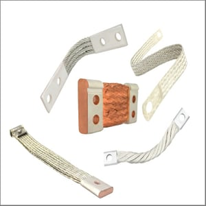 Fabricated copper Bus bar Links or Terminals