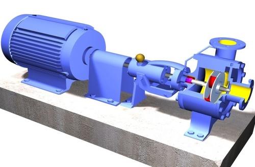 Centrifugal Pump in   3rd Phase Gidc