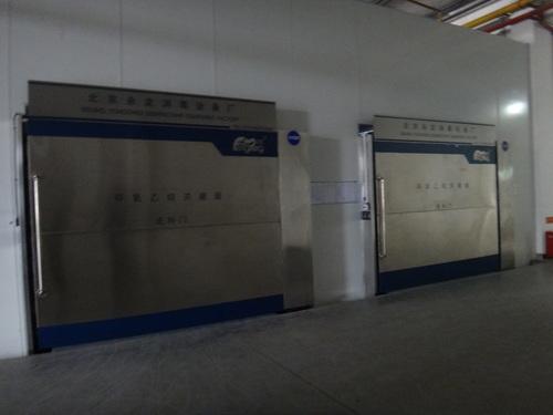 Ethylene Oxide Gas Sterilizers in   Fuyang