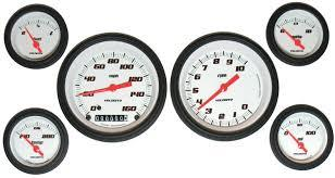 High Performance Gauges