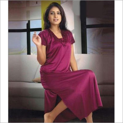 Cotton Nighty – Cotton Nighty Manufacturers, Dealers & Traders in