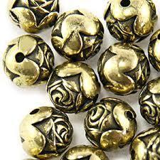Plastics Beads