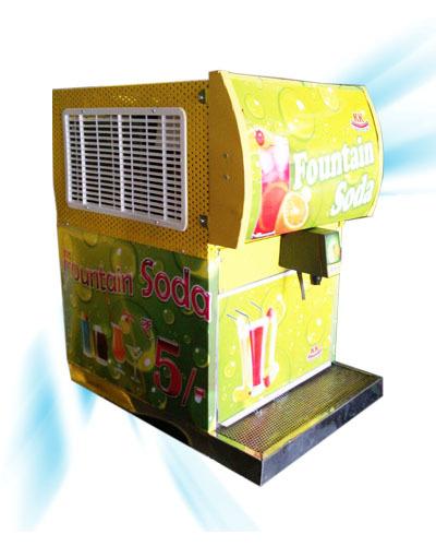 Soda Pub Machine