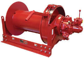 Reliable Industrial Winches