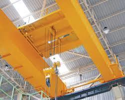 Robust Construction EOT Crane