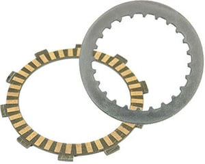 Cluch And Friction Plates
