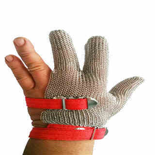 Stainless Steel (SS) Gloves Manufacturers, Suppliers & Exporters