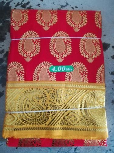 Devotional God Saree