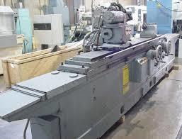 Stock Cylindrical Grinder
