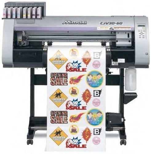 Mimaki CJV30-60 Printer and Cutter