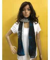 Printed Neck Ladies Scarves