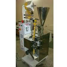Pneumatic Packaging Machine With Liquid Pump