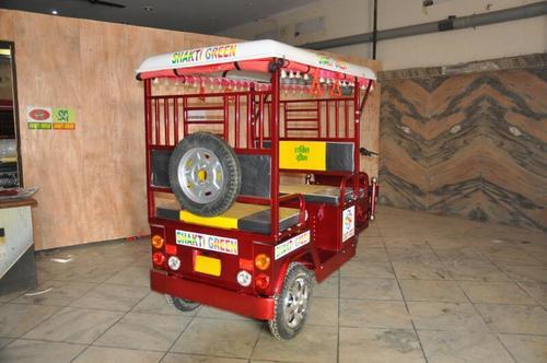 Stable Performance E Rickshaw