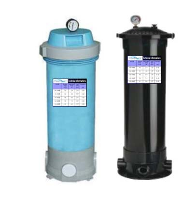 Swimming Pool Use Cartridge Filters
