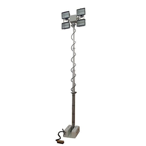 3.5m Vehicle Roof Mount Move Lighting Tower System Lamps