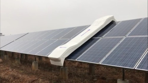 Automatic Solar Panel Cleaning System in  Vatva