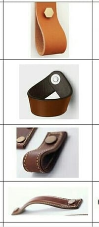 Leather Handlers And Pullers