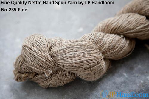 Finest Nettle Hand Spun Yarn