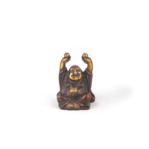 Laughing Buddha Sitting Statue