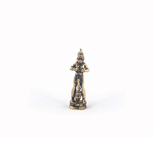 Miniature Veer Hanuman Statue