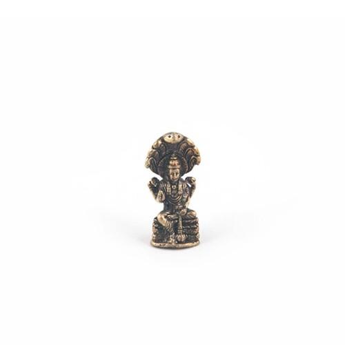 Miniature Vishnu Statue
