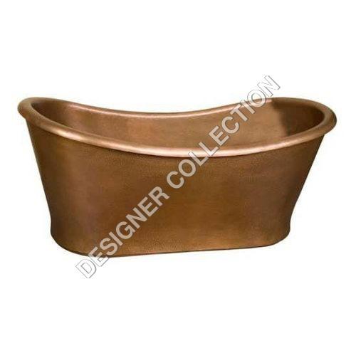 Brass Metal Bathtub